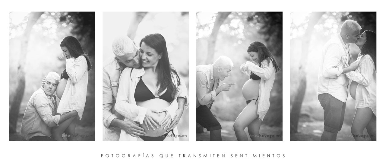 Sesión de fotos embarazada Málaga | Fotógrafo Málaga